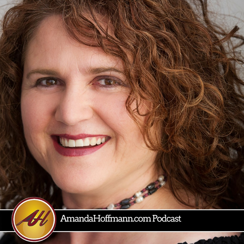 podcast series by Amanda Hoffmann