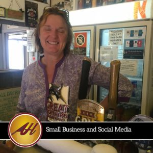 Small business and their use of social medai