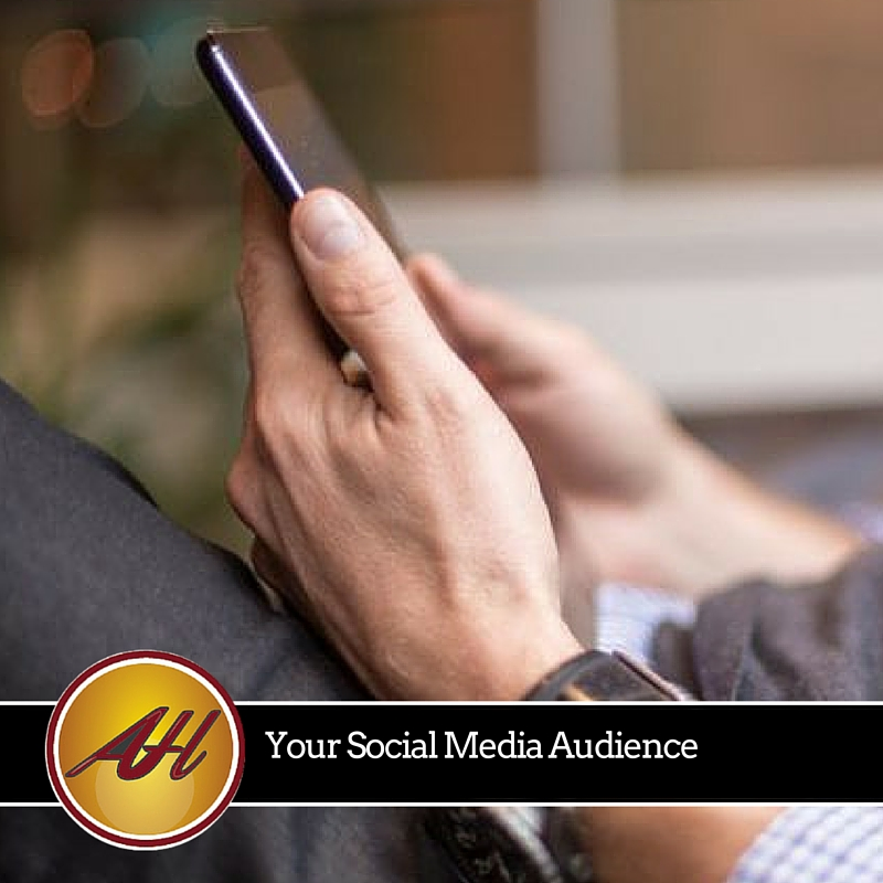 Who is your social media audience