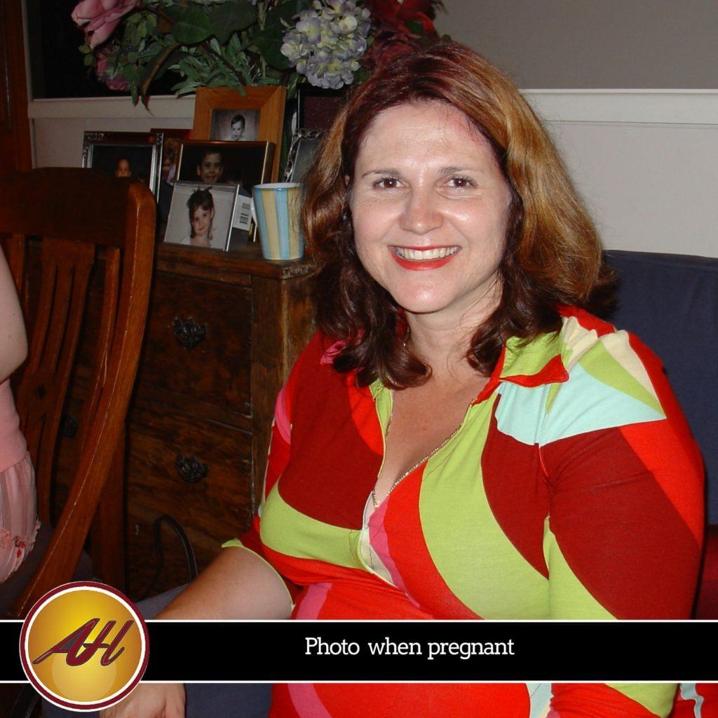 When I was pregnant