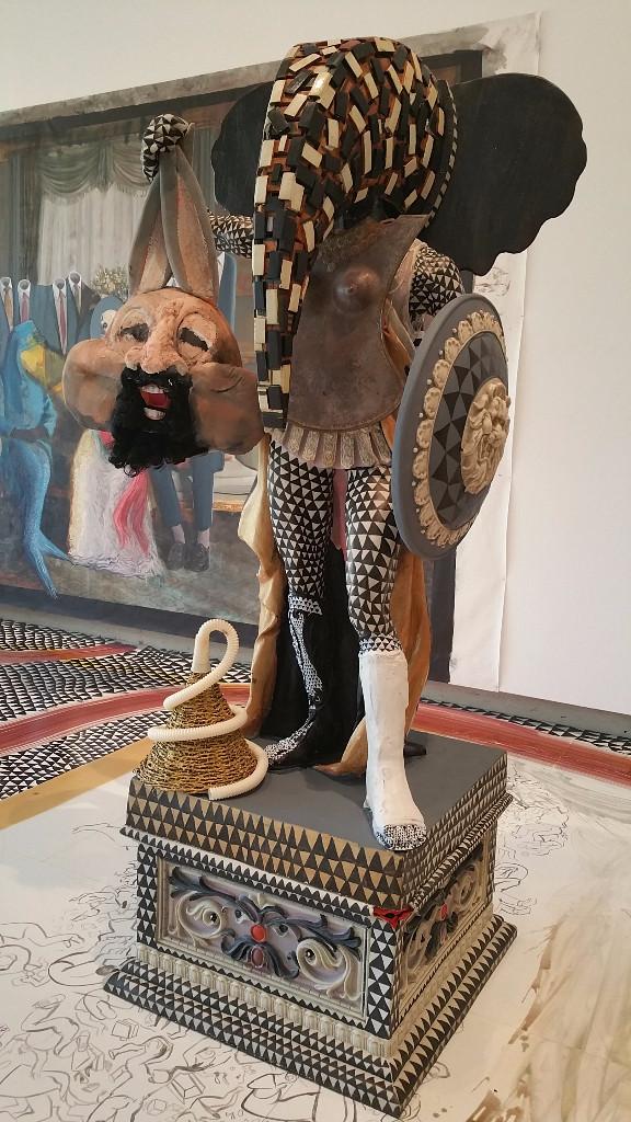 ART EXHIBIT  #QAGOMA