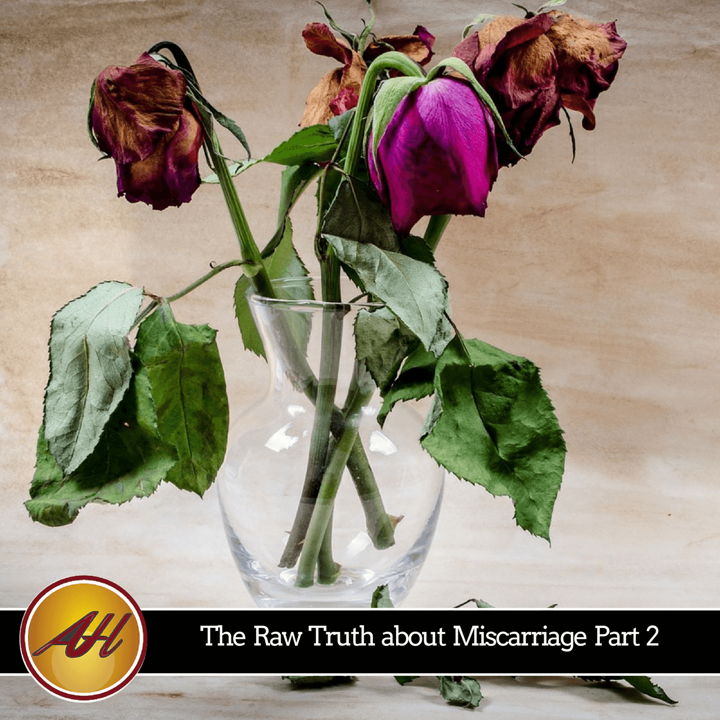 Miscarriage is painful